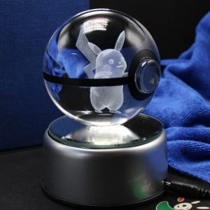 Pokemon Crystal Balls
